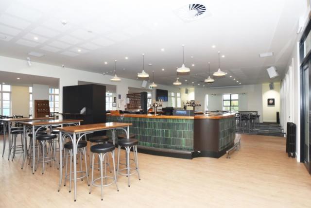 The Ave Sports Bar Interior Design